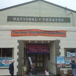 The iconic National Theatre